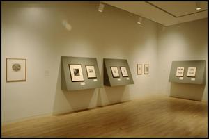 Primary view of object titled 'From the Permanent Collection: Old Master Prints [Photograph DMA_1417-03]'.