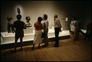 Primary view of object titled 'Primitivism in 20th Century Art: Affinity of the Tribal and the Modern [Photograph DMA_1371-060]'.