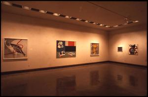 Primary view of object titled 'Geometric Abstraction: 1926-1942 [Photograph DMA_0236-11]'.