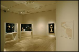 Primary view of object titled 'Gold of Three Continents: Africa, Greece, Ancient Americas [Photograph DMA_1438-14]'.