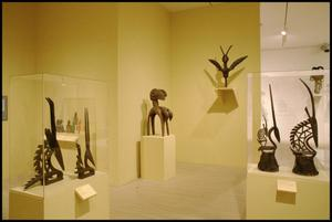 Primary view of object titled 'Africa Explores: 20th Century African Art [Photograph DMA_1468-16]'.