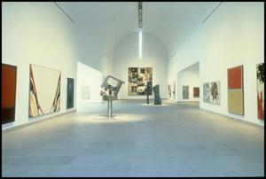 Primary view of object titled 'Dallas Museum of Art Installation: Contemporary Art, 1984 [Photograph DMA_90002-02]'.