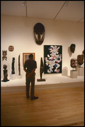 Primary view of object titled 'Primitivism in 20th Century Art: Affinity of the Tribal and the Modern [Photograph DMA_1371-008]'.