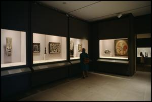 Primary view of object titled 'Primitivism in 20th Century Art: Affinity of the Tribal and the Modern [Photograph DMA_1371-039]'.
