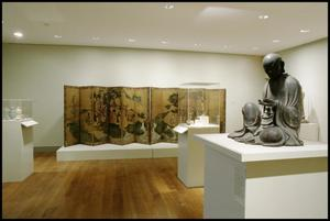 Primary view of object titled 'Dallas Museum of Art Installation: Asian Art [Photograph DMA_90014-08]'.