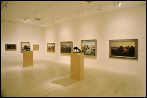 Primary view of object titled 'Visions of the West: American Art from Dallas Collections [Photograph DMA_1390-19]'.