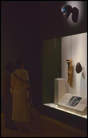 Primary view of object titled 'Primitivism in 20th Century Art: Affinity of the Tribal and the Modern [Photograph DMA_1371-048]'.