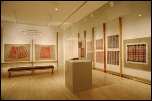 Primary view of object titled 'Coastal Color: Textiles from Guatemala's Pacific Foothills [Photograph DMA_1399-01]'.