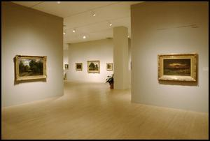 Primary view of object titled 'Corot to Monet: The Rise of Landscape Painting in France [Photograph DMA_1465-15]'.