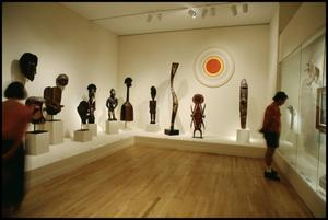 Primary view of object titled 'Primitivism in 20th Century Art: Affinity of the Tribal and the Modern [Photograph DMA_1371-001]'.