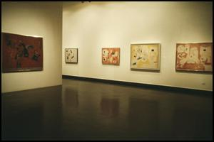 Primary view of object titled 'Arshile Gorky, 1904-1948: A Retrospective [Photograph DMA_1307-12]'.