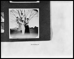 Primary view of object titled 'Girls on a Tree'.