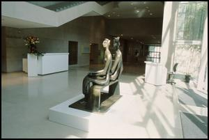 Primary view of Henry Moore, Sculpting the 20th Century [Photograph DMA_1606-47]