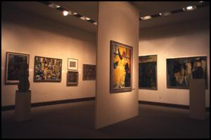 Primary view of object titled 'Two Centuries of Black American Art [Photograph DMA_1269-09]'.
