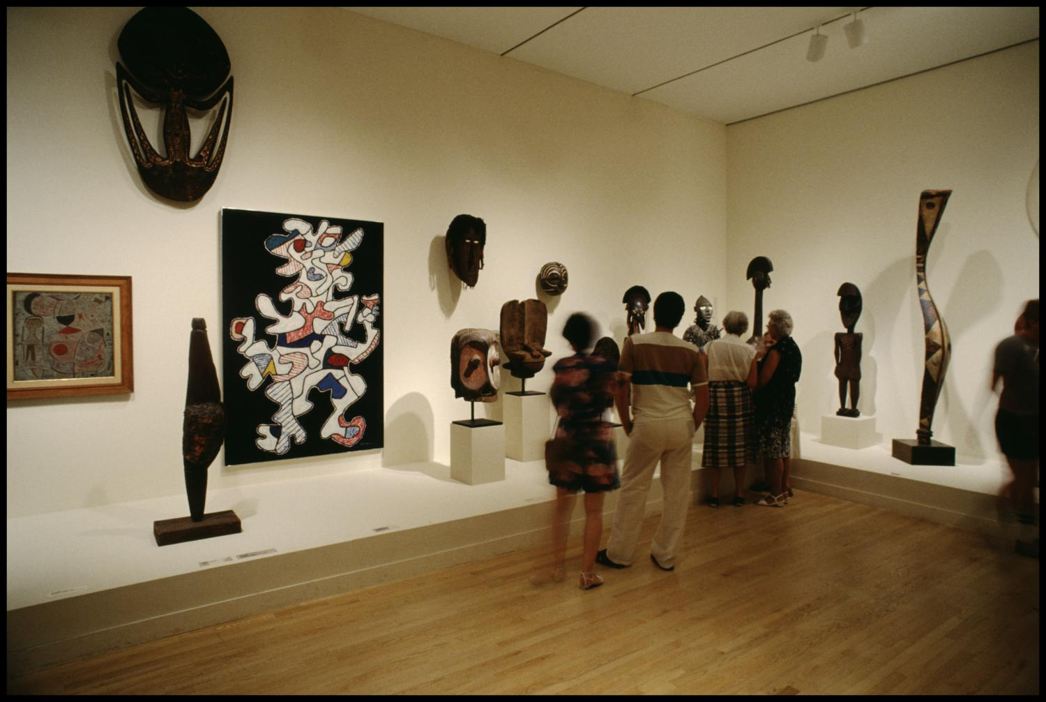 Primitivism in 20th Century Art: Affinity of the Tribal and the Modern [Photograph DMA_1371-016]                                                                                                      [Sequence #]: 1 of 1