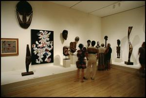 Primary view of object titled 'Primitivism in 20th Century Art: Affinity of the Tribal and the Modern [Photograph DMA_1371-016]'.