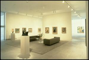 Primary view of object titled 'Dallas Museum of Art Installation: European, American, and Non-Western Art, 1984 [Photograph DMA_90003-33]'.