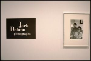 Primary view of object titled 'Jack Delano Photographs [Photograph DMA_1821-01]'.