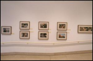 Primary view of object titled 'India Along the Ganges: Photographs by Raghubir Singh [Photograph DMA_1818-11]'.