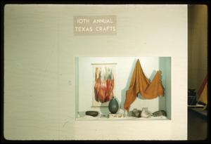 Primary view of object titled '10th Annual Texas Crafts Exhibition [Photograph DMA_0164-02]'.