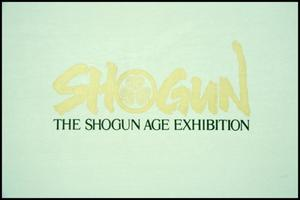 Primary view of object titled 'The Shogun Age [Photograph DMA_1352-48]'.