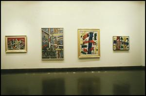 Primary view of object titled 'Fernand Léger [Photograph DMA_1312-02]'.