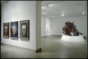 Primary view of object titled 'Luis Jimenez: Working Class Heroes, Images from the Popular Culture [Photograph DMA_1540-13]'.