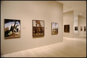 Primary view of object titled 'An American Vision: Three Generations of Wyeth Art [Photograph DMA_1405-30]'.