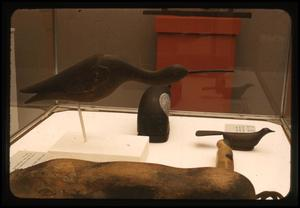 Primary view of object titled 'Early American Folk Sculpture [Photograph DMA_0989-04]'.