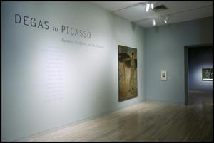 Degas to Picasso: Painters, Sculptors, and the Camera [Photograph DMA_1581-08], Degas to Picasso: Painters, Sculptors, and the Camera
