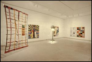 Primary view of object titled 'Dallas Museum of Art Installation: Contemporary Art, 1984 [Photograph DMA_90002-21]'.