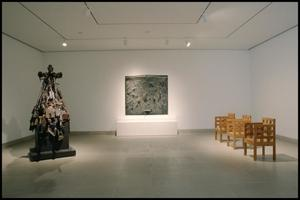 Primary view of object titled 'Dallas Museum of Art Installation: Contemporary Art [Photograph DMA_90015-017]'.