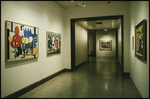 Primary view of object titled 'Fernand Léger [Photograph DMA_1312-35]'.