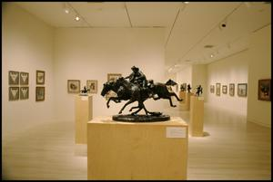 Primary view of object titled 'Visions of the West: American Art from Dallas Collections [Photograph DMA_1390-14]'.