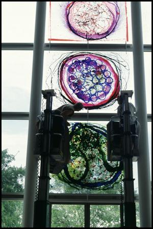 Primary view of object titled 'Dale Chihuly: Installations 1964-1994 [Photograph DMA_1502-61]'.