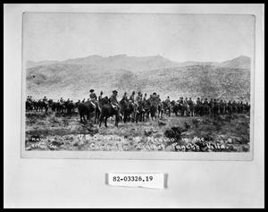 Primary view of object titled 'Horse Mounted Cavalry'.