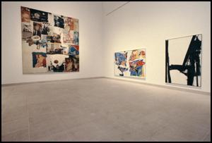 Primary view of object titled 'Dallas Museum of Art Installation: Contemporary Art, 1984 [Photograph DMA_90002-06]'.