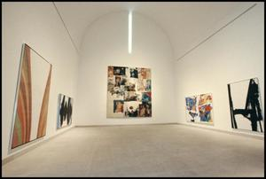 Primary view of object titled 'Dallas Museum of Art Installation: Contemporary Art, 1984 [Photograph DMA_90002-12]'.