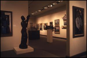 Primary view of object titled 'Two Centuries of Black American Art [Photograph DMA_1269-03]'.