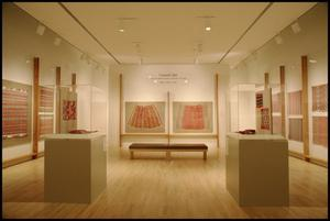 Primary view of object titled 'Coastal Color: Textiles from Guatemala's Pacific Foothills [Photograph DMA_1399-11]'.