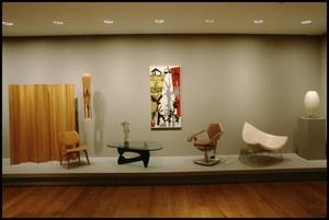 Primary view of object titled 'Dallas Museum of Art Installation: American Decorative Arts [Photograph DMA_90010-24]'.