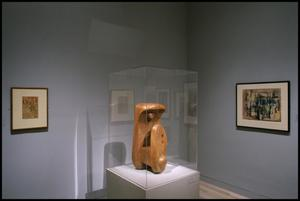 Primary view of object titled 'Henry Moore, Sculpting the 20th Century [Photograph DMA_1606-16]'.