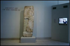 Primary view of object titled 'Dallas Museum of Art Installation: Pre-Columbian Art, 1992 [Photograph DMA_90018-10]'.