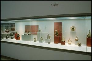 Primary view of object titled 'Dallas Museum of Art Installation: Pre-Columbian Art, 1992 [Photograph DMA_90018-16]'.