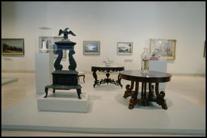 Primary view of object titled 'A Faithful Journey: American Decorative Arts from the Bybee Collection [Photograph DMA_1425-45]'.