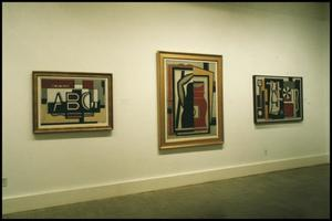 Primary view of object titled 'Fernand Léger [Photograph DMA_1312-03]'.
