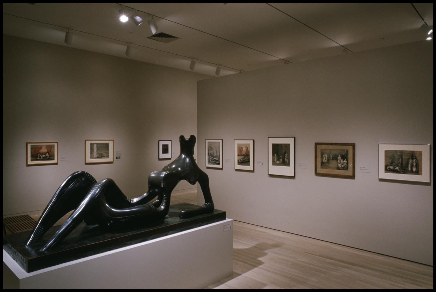 Henry Moore, Sculpting the 20th Century [Photograph DMA_1606-28]                                                                                                      [Sequence #]: 1 of 1