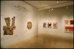 Primary view of object titled 'Robert Rauschenberg Prints: Selections from Dallas and Fort Worth Collections [Photograph DMA_1395-03]'.