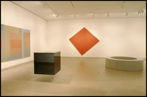 Primary view of object titled 'Dallas Museum of Art Installation: Contemporary Art [Photograph DMA_90015-023]'.