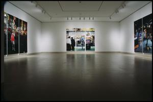 Primary view of object titled 'Concentrations 30: Mariko Mori, Come Play with Me [Photograph DMA_1347-04]'.